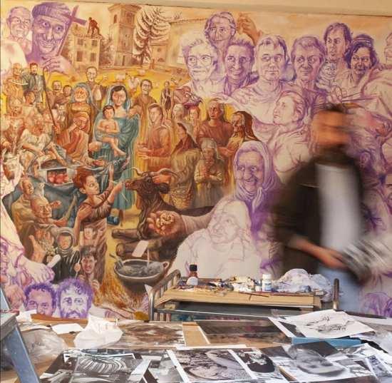 Intervista a Daniele Ismaele Cabri cura di Maria Marchese
