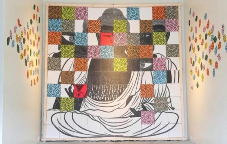 KAREKI BUDDHA