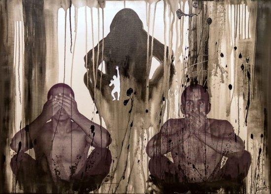 Contaminazione , Ascanio Cuba apre il suo laboratorio agli Artisti.