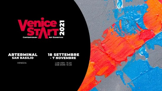 Venezia: 5 opere di Sandra Menoia presenti dal 18 Settembre al 7 Novembre a Venice StArt 2021.