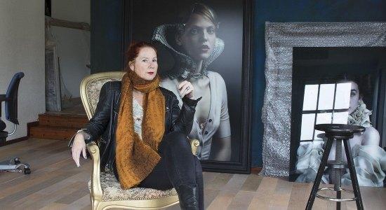 Jenny Boot : il fascino Caravaggesco del ritratto d'autore.