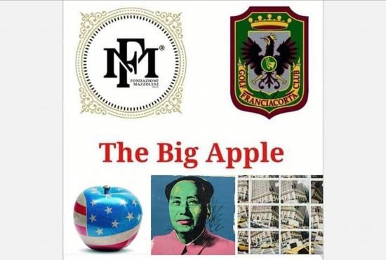 """La collettiva """"THE BIG APPLE"""" un successo annunciato!"""