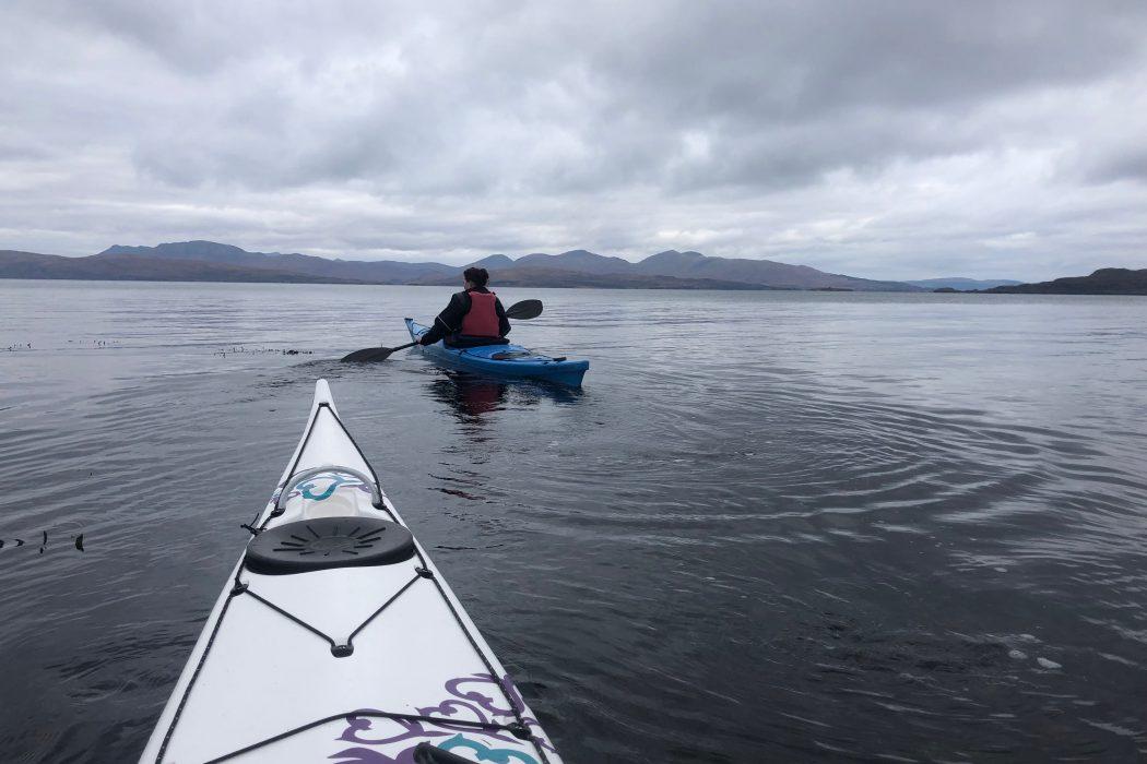 Sea Kayaking Oban Argyll