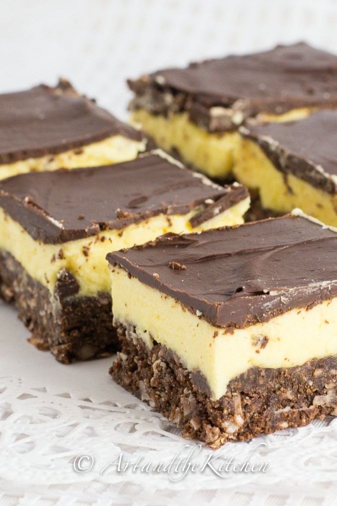 Flourless Double Chocolate Jaffa Cakes - Chocolate