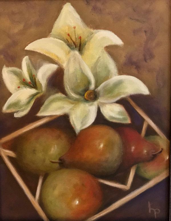 Lilies 'n Pears
