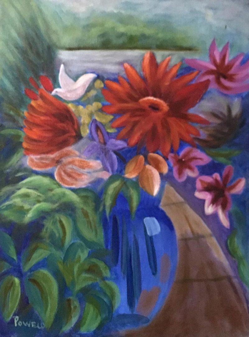 Peace Bouquet