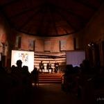 Auditorium di Mecenate, interno