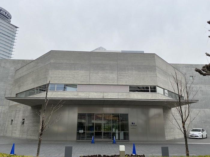 刀剣博物館外観
