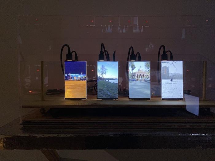 加藤翼 「縄張りと島」東京オペラシティ アートギャラリー