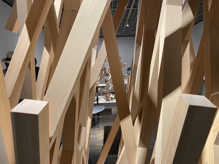 隈研吾展 新しい公共性をつくるためのネコの5原則 東京国立近代美術館