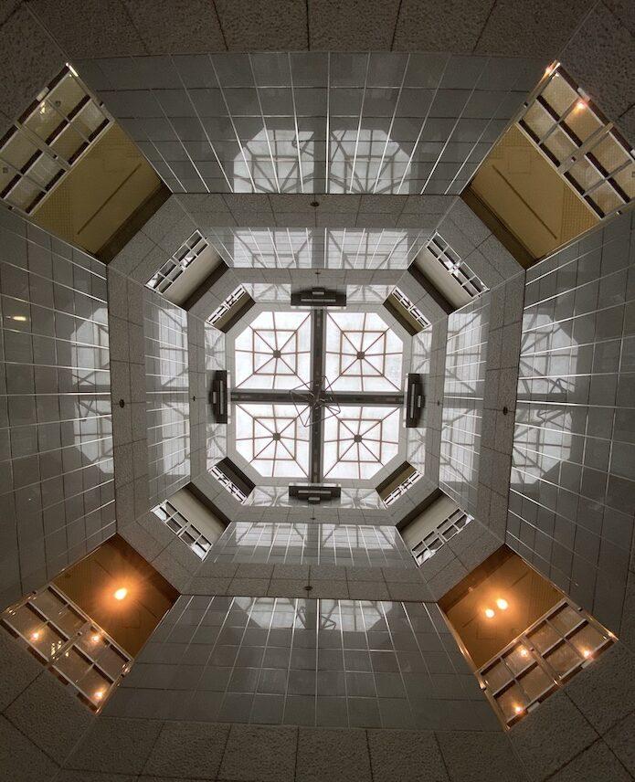 黒川紀章設計 埼玉県立近代美術館