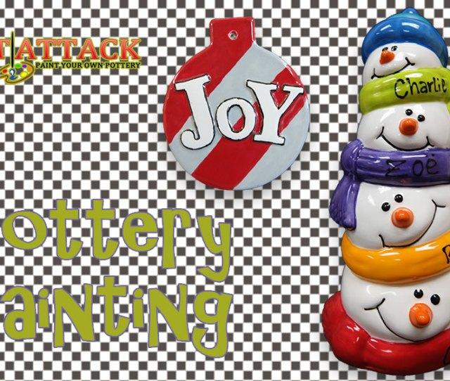 Pottery Christmas