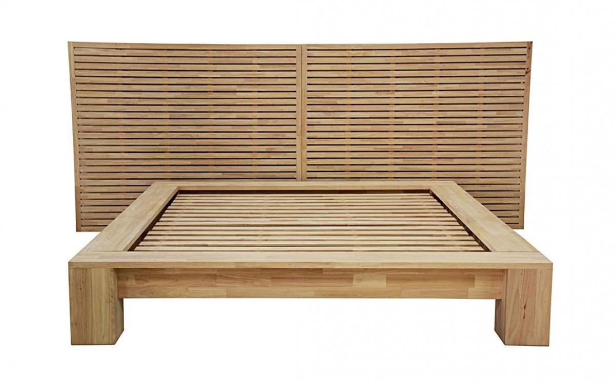 lit design en bois bentrey