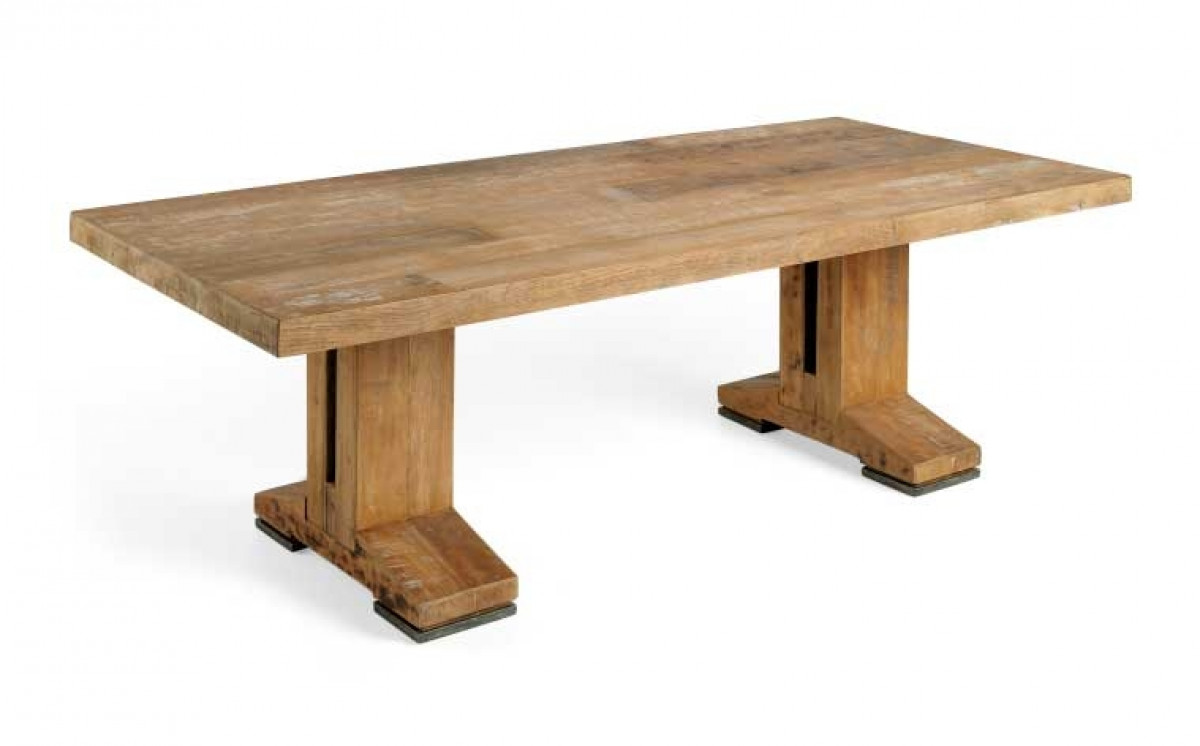 toidat table bois massif grandes dimensions