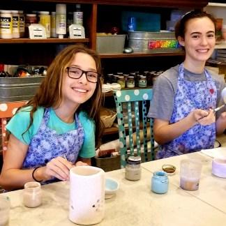 Art & Ceramic Classes