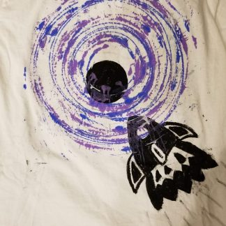 T-Shirt Spin Art Birthday Party
