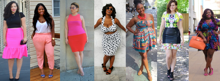 Top 70 Curvy Fashion Bloggers (Updated)