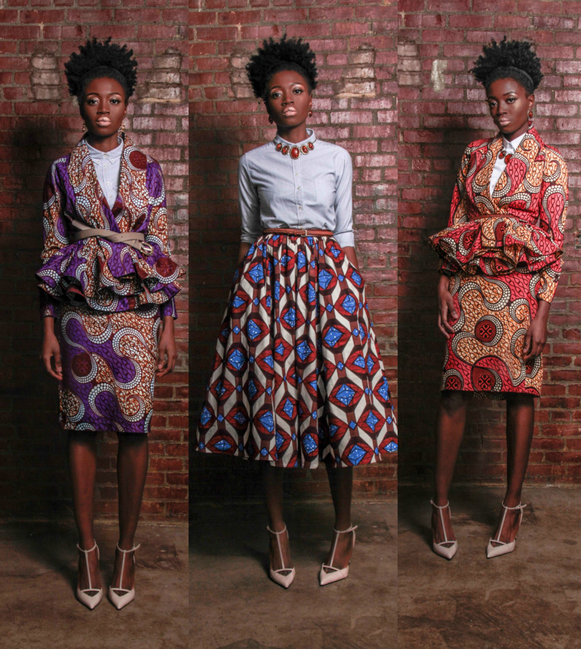 Had To Share: Demestiks New York Afro Designs By Reuben Reuel