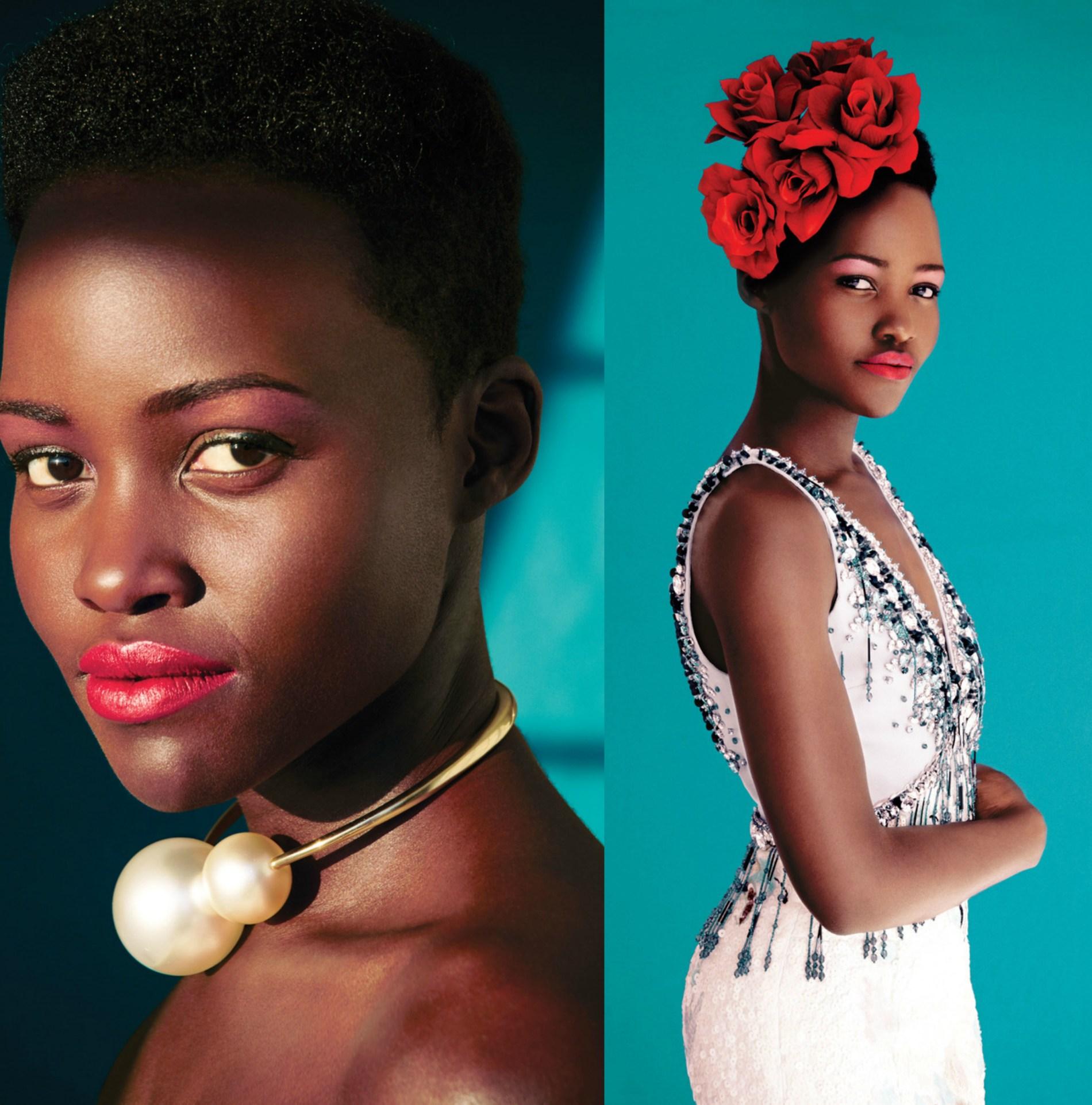 lupita nyongo'o fashion it girl for new york magazine