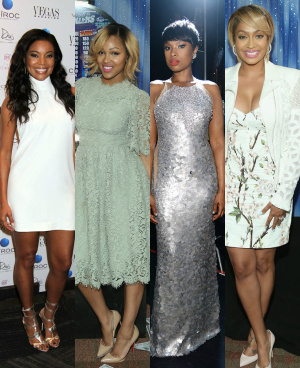 Sizzling Sightings: Meagan Good, Lala Anthony, Lupita Nyongo'o, Gabrielle Union, Taraji P Henson and More!