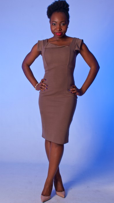 nude dress for dark skin