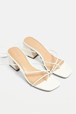 Urban Outfitters Ana Strappy Heeled Sandals, £52