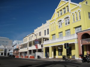 Front Street - Calypso building Nov, 09