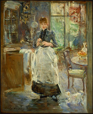 Image result for morisot impressionist paintings