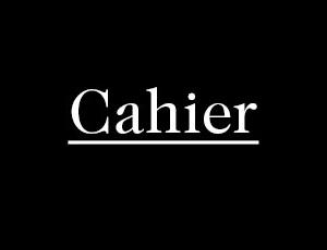 Cahier – eine Auswahl an Ausstellungen zeitgenössischer Kunst aus dem Rheinland und den BeNeLux Ländern
