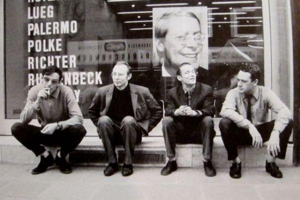 <b>Galerie Heiner Friedrich, Munich, Cologne, New York, 1963–1980</b>