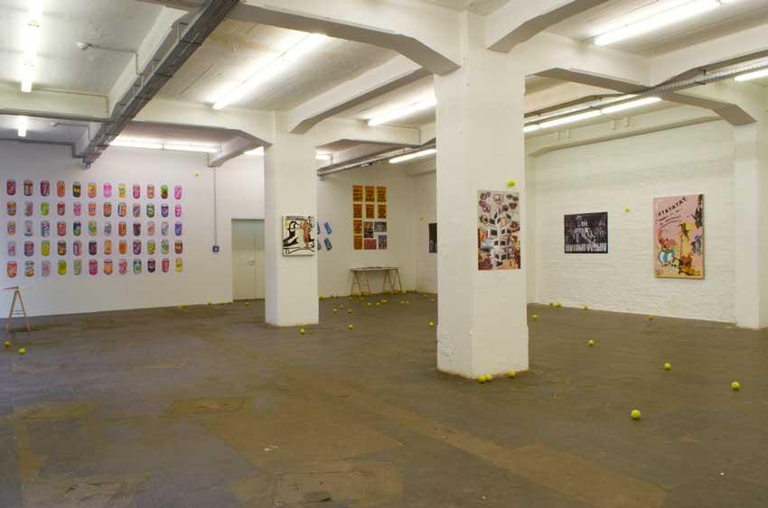 installation shot, 2014