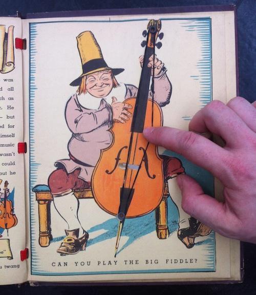 Tony Sarg's Surprise Book