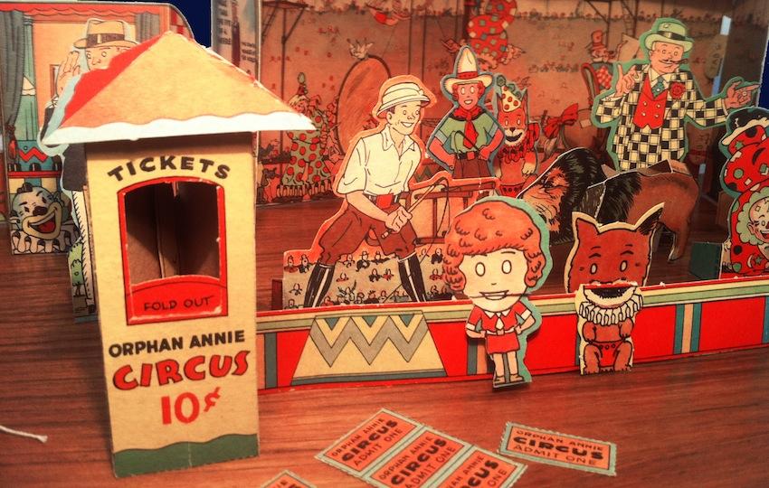 Annie Circus 04