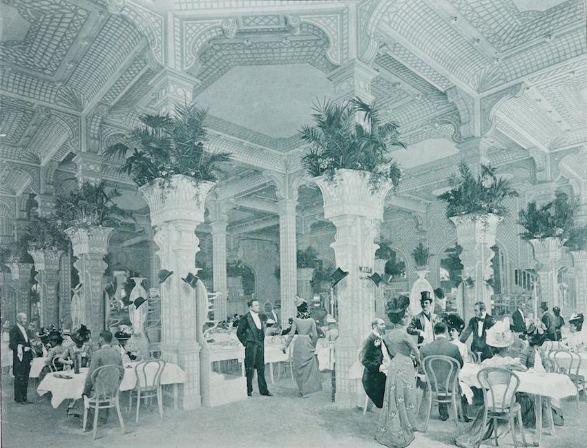Le Restaurant Champeaux