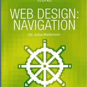 Web Design: Navigation (Icons) ( Julius Wiedemann)