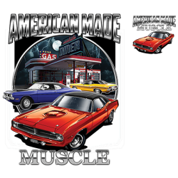 CHRYSLER AMERICAN MADE MUSCLE