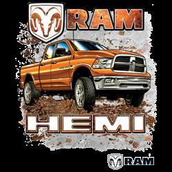 RAM HEMI TRUCK