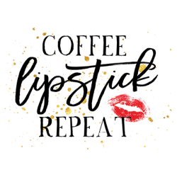 COFFEE LIPSTICK REPEAT