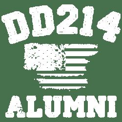 DD214 ALUMNI FLAG