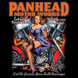 PANHEAD MOTORS