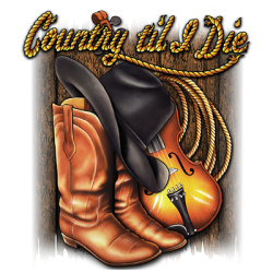 COUNTRY TIL I DIE BOOTS