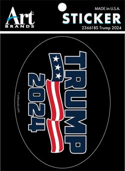 TRUMP 2024 STICKERS