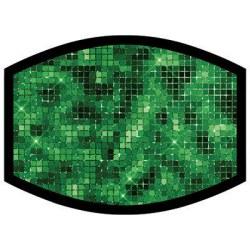 GREEN SPARKLE DYETRANS MASK TRANSFERS