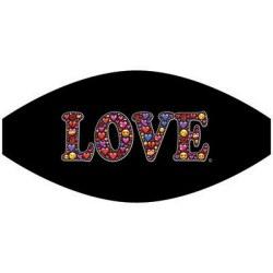 LOVE EMOJIS MASK TRANSFERS