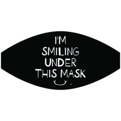 SMILING UNDER THIS MASK TRANSFERS