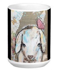 Glory the Goat Mug