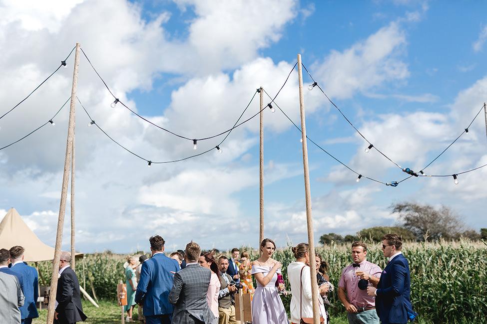 diy wedding south wales