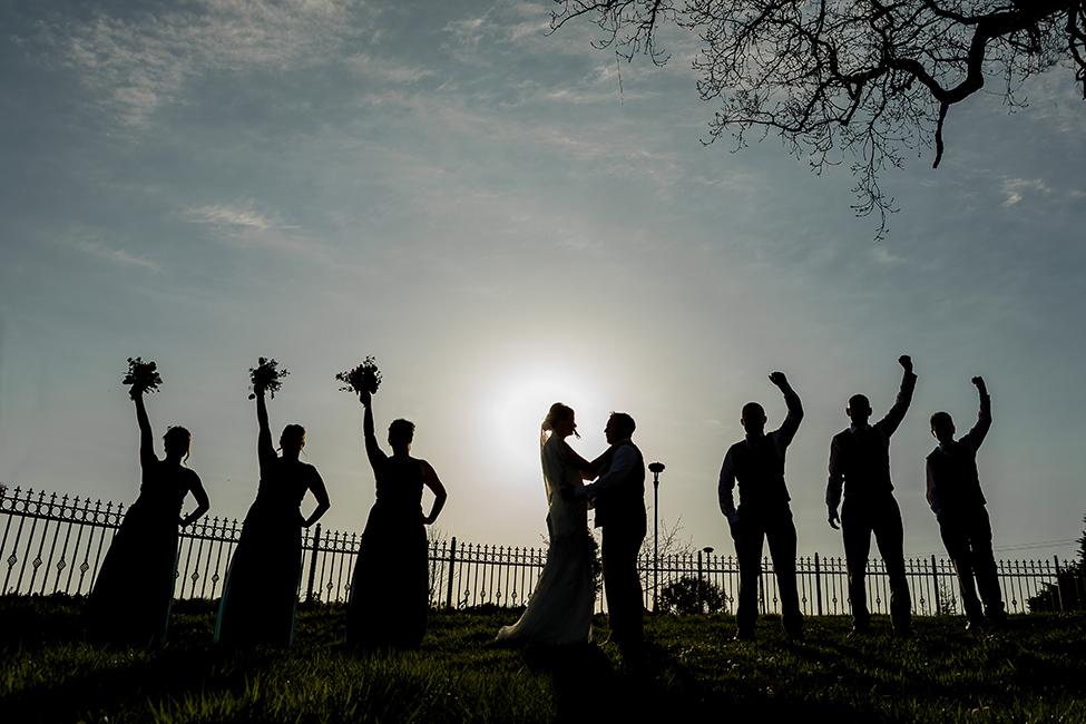 canada lodge wedding - Art by Design Photography