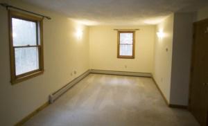 Bedroom #2 on the second floor