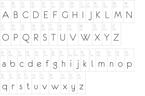 Eurofurence Free for Commercial use Font